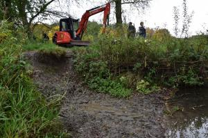 Creating a new entry point to brook